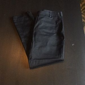 H&M Black Ankle Pants, NWOT